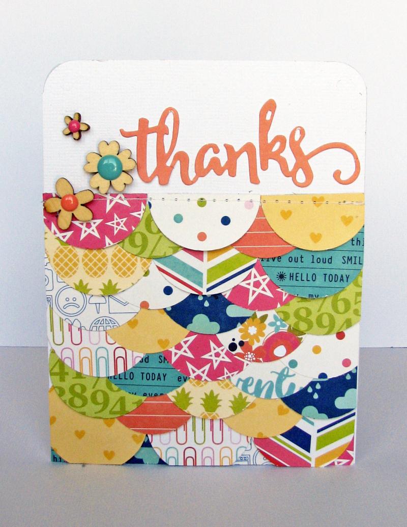 Nicole-Thanks card draft