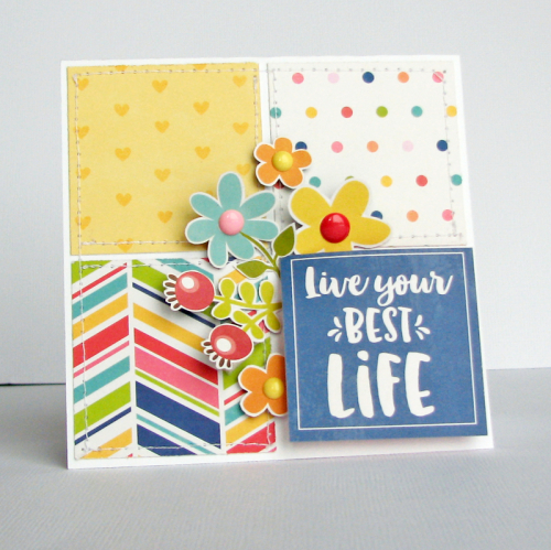 Nicole-_live your best life card