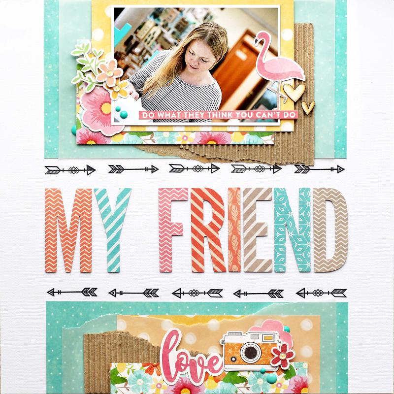 Julia-My Friend LO
