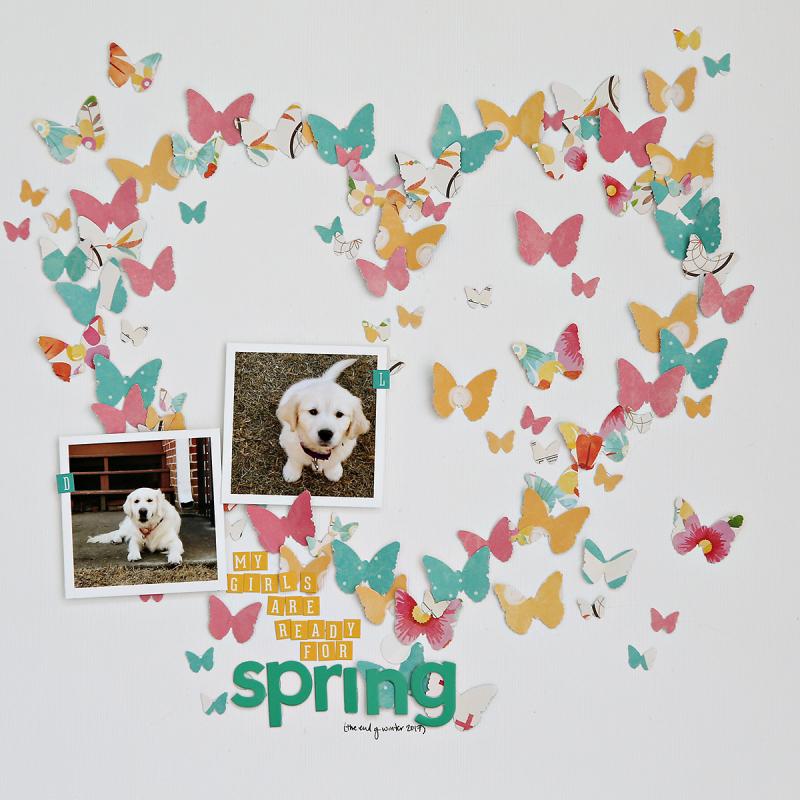 Spring LO-Corrie