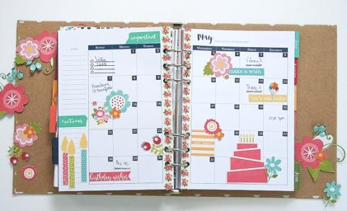 Wendy-May Calendar