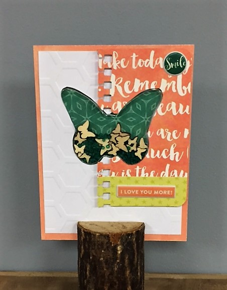 Patty-Love You More Card