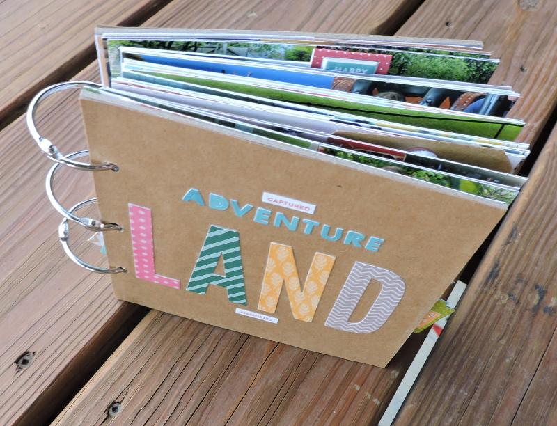 Jen-Adventureland Album