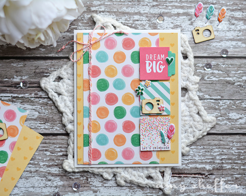 Amy S. Dream Big Card