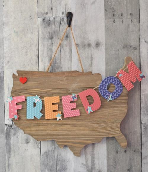 Brandi-Freedom Sign #1