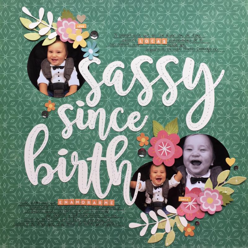 LO-Caroli-Sassy Since Birth