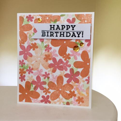 Kristine-Happy Birthday Card
