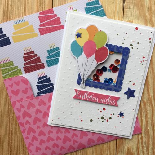 Hello envelope 2 - Kristine Davidson