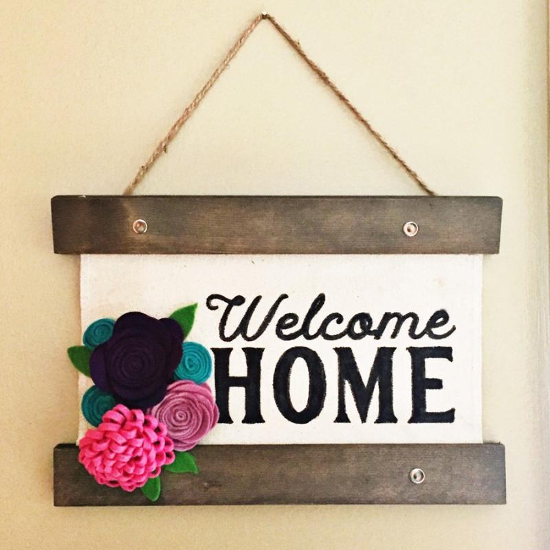 Welcome Home - Kristine Davidson