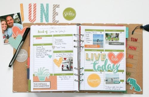 June planner - Wk4