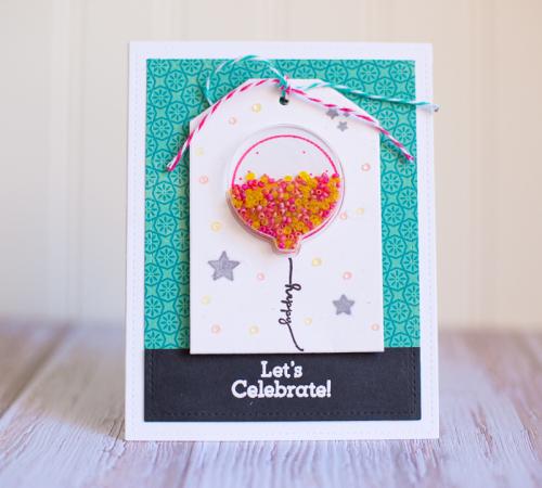 RK-Balloon Card