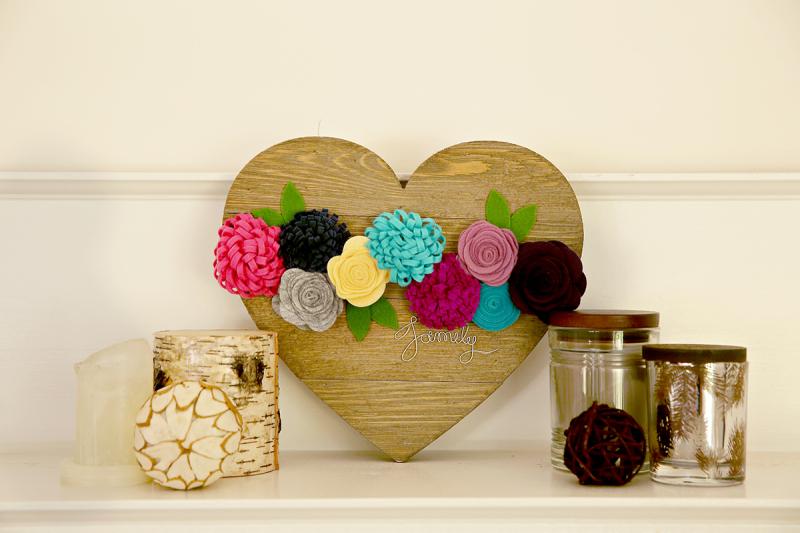 Corrie-Family Heart