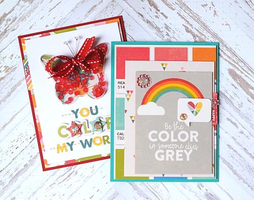 110317 - Jillibean Soup - Color My World Rainbow cards - 01