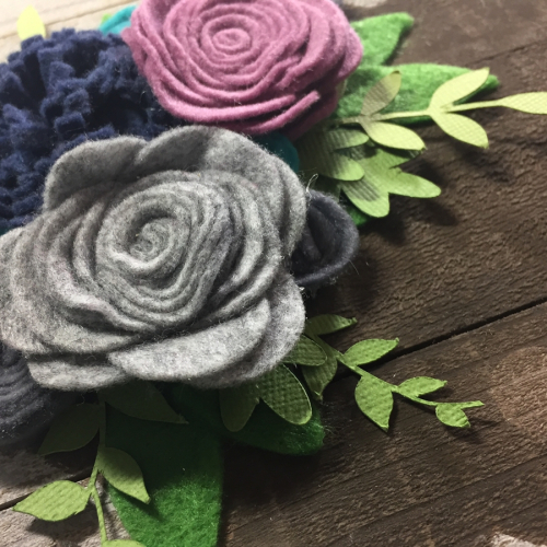 Jillibean Soup _ Kristine Davidson _ Mix The Media _Felt Flowers_ JBS1431_Feb2018-5