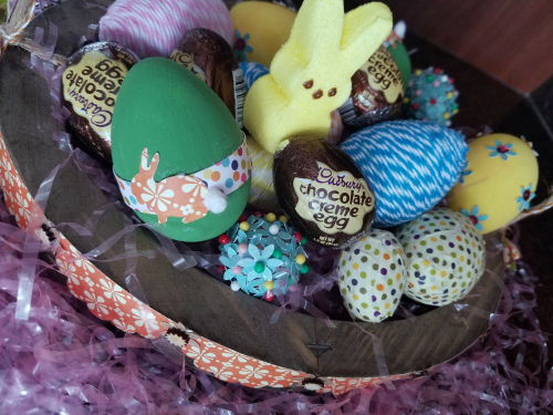 Jillibean Soup Jenifer Harkin Easter Basket Eggs