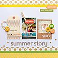 Summer Story by Evelynpy