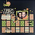 Trick or Treat - Kristine Davidson