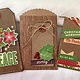 Christmas Tags - Kristine Davidson