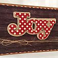 Joy Card - Kristine Davidson