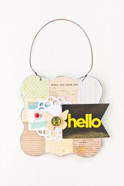 Hello Hanging-Jessy