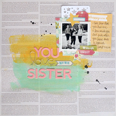 LO-You Love Your Sister-Amy