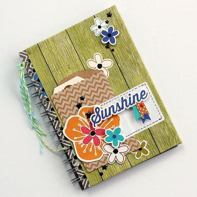 Sunshine journal by Sarah Webb