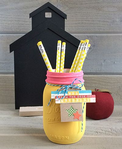 Pencil Jar-Kimberly Crawford