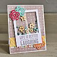 Kimber-Life Is Better Card