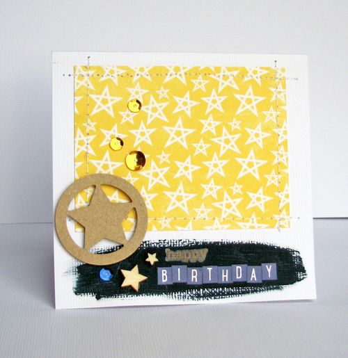 NicoleHappy Birthday card
