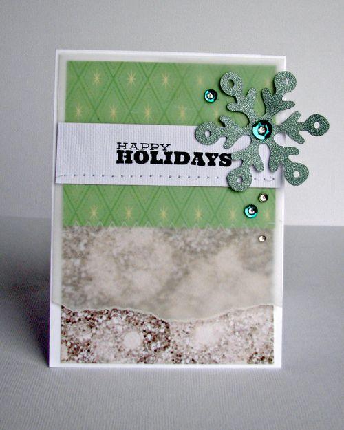 Nicole-Happy Holidays