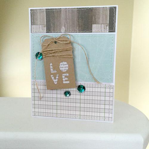 Love Card 1 - Kristine Davidson