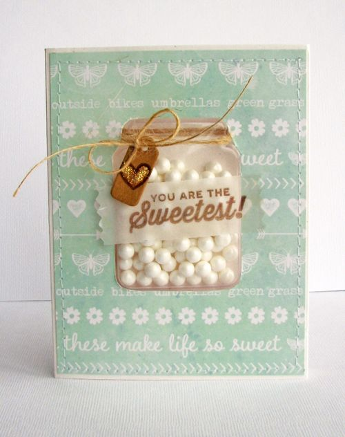 Card-Nicole-You Are The Sweetest