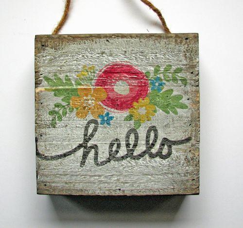 Hello board