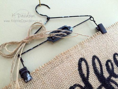 Coffee Hanger 2 - Kristine Davidson