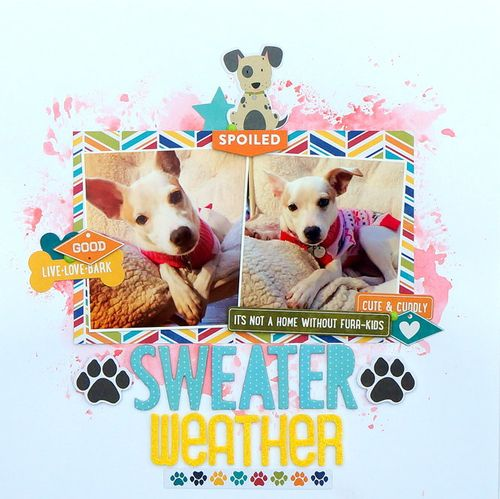 Chelsea Gay-Sweater Weather Layout