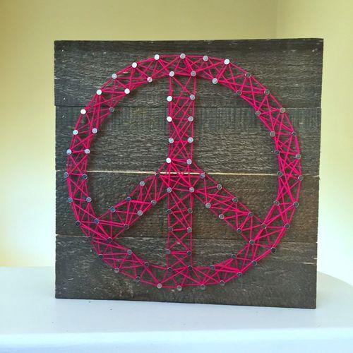 Peace - Kristine Davidson