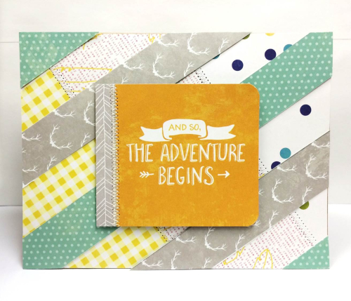 Patty-Adventure Begins Card pf
