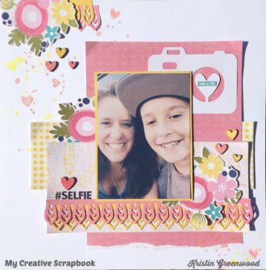 Kristin Tuttle-Greenwood #Selfie LO