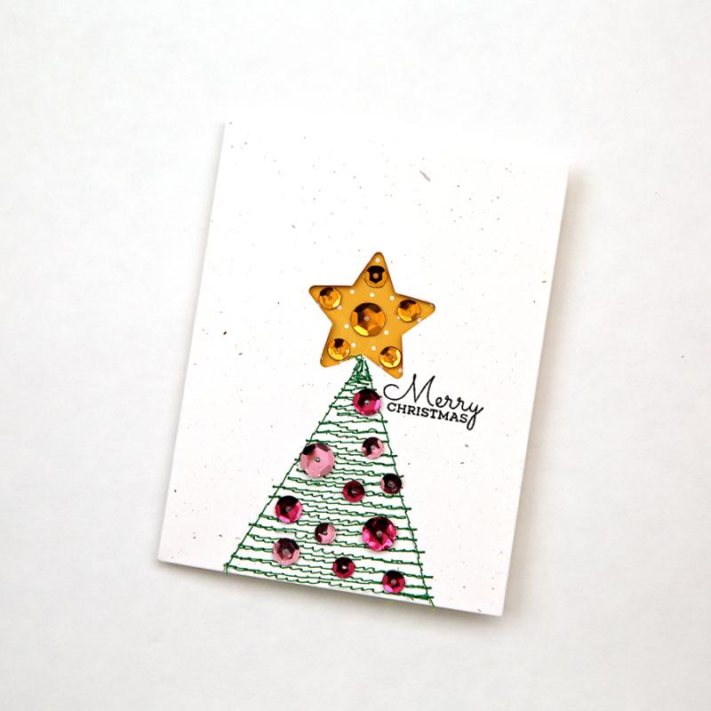 Corrie-Merry Christmas Card