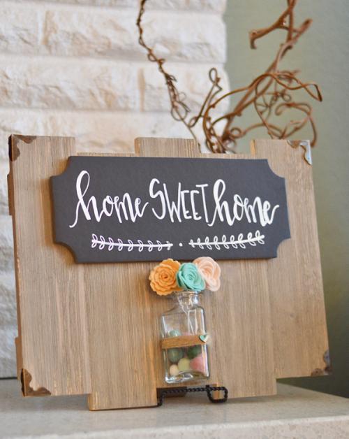 Brandi-Home Sweet Home #1