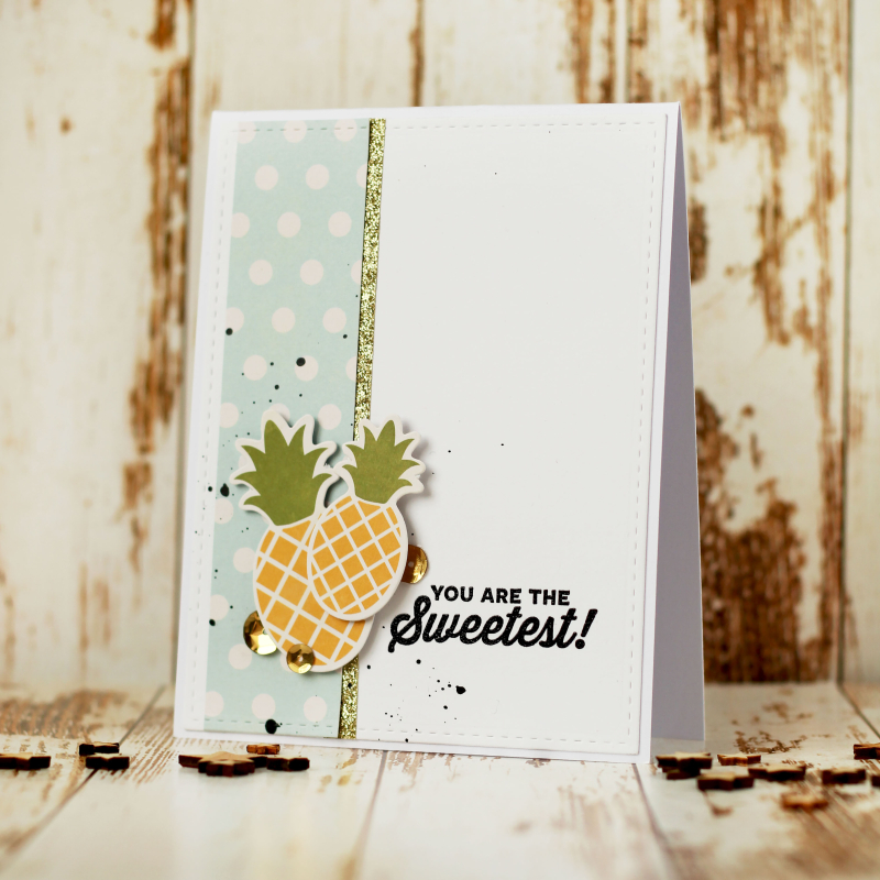 Card-Julia-You Are the Sweetest