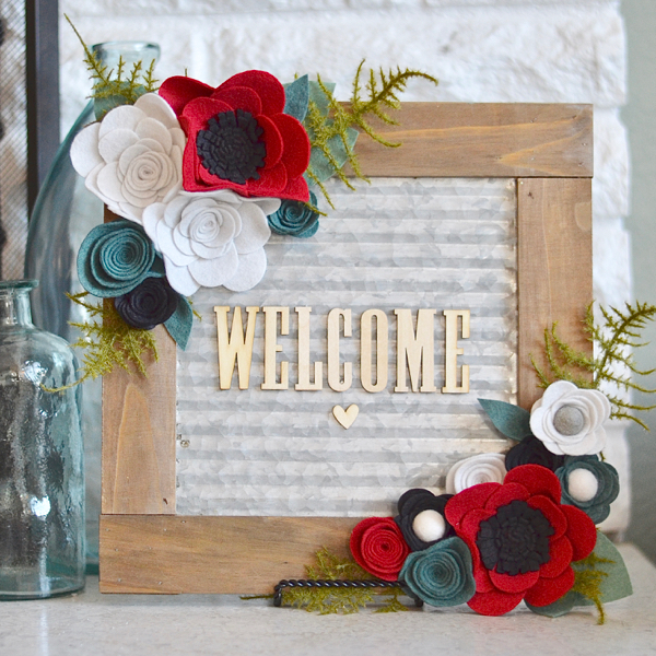 Brandi-Welcome Sign #1
