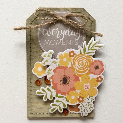 Everyday Moments Tag - Kristine Davidson