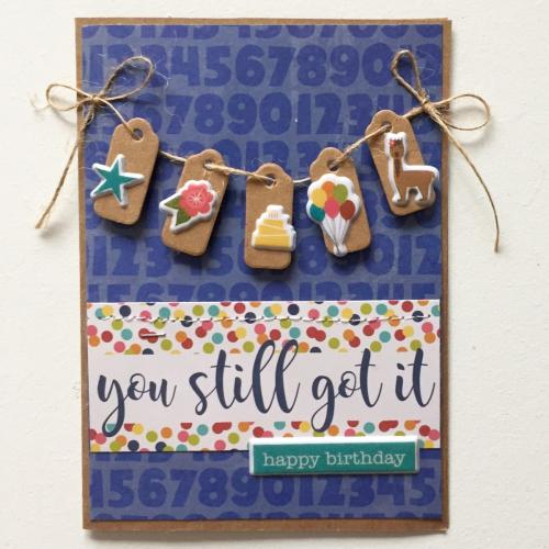 You Still Got It - Kristine Davidson