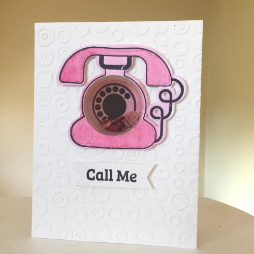 Call Me - Kristine Davidson