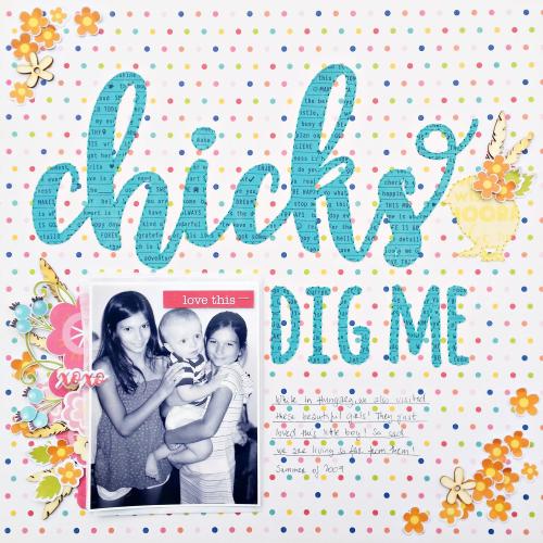 Zsoka-Chicks Dig Me LO