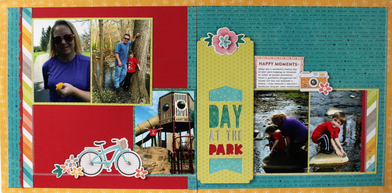 Day at the Park Pfolchert