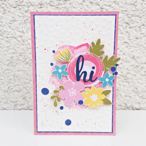 Zsoka - Hi Card