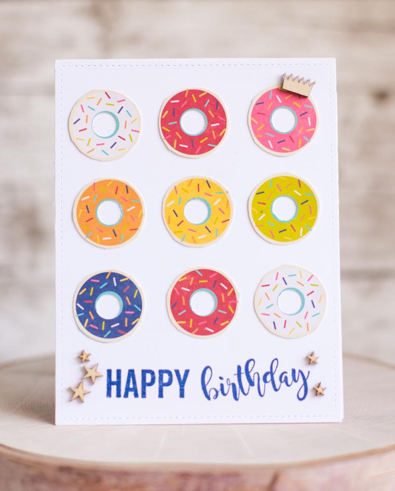 Rebecca-Happy Birthday Card