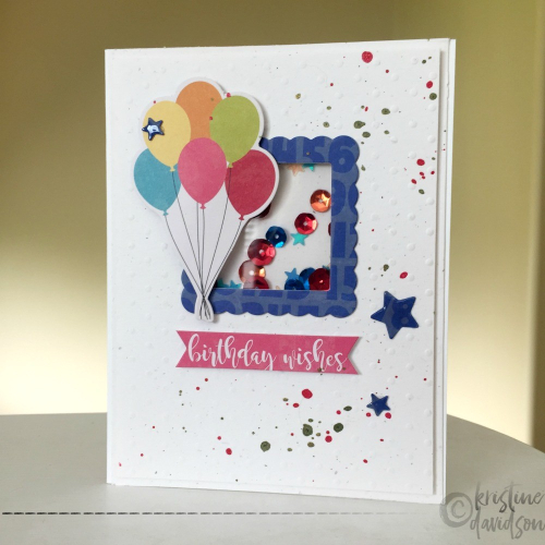 Birthday wishes - Kristine Davidson